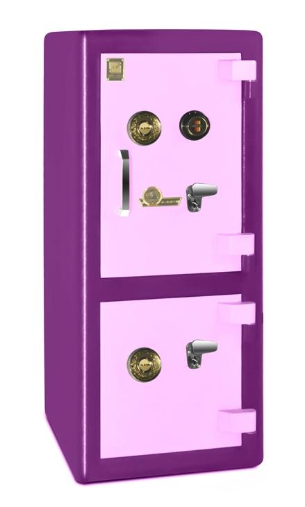 گاوصندوق نسوز کاوه 550 دوبل رمزی