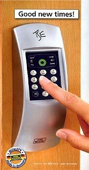 قفل الکترونیکی هوشمند TSE آلمانی