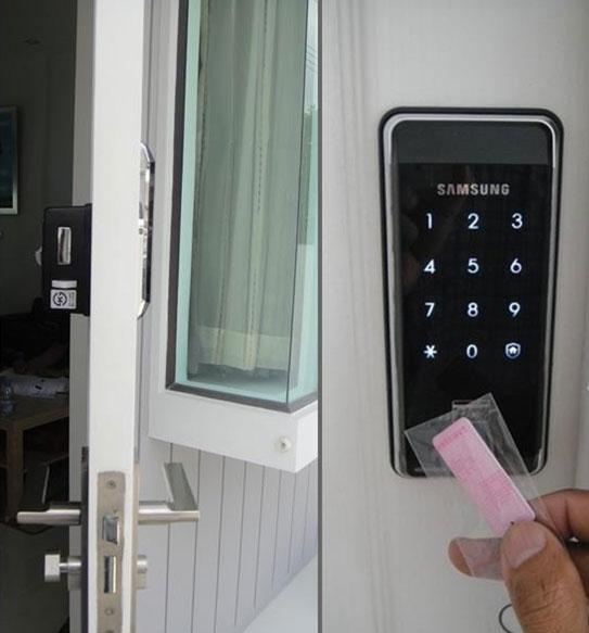 قفل دیجیتال سامسونگ SHS 2920