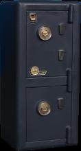 گاوصندوق کاوه 250DKR دو طبقه رمزی