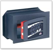 Digital Wall Safe 253