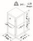 <strong>گاوصندوق</strong> کاوه 350 دو طبقه رمزی